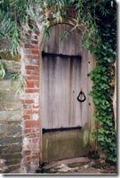 Door, Dunbarton Oaks