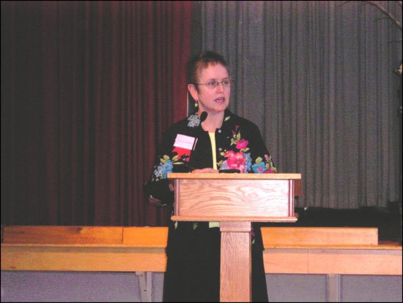 Karen Rabbitt, St. Peter's Anglican